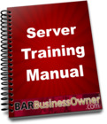 SERVER TRAINING MANUAL