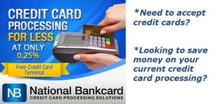 Credit Card Processing For Bars And Restaurants
