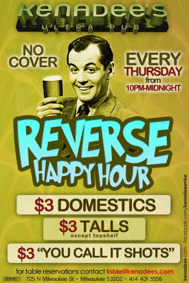 How To Use A Reverse Happy Hour To Create Additional Late Night Revenue